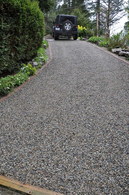 Crushed Stone Driveway Installation In Toledo Crusehd Stone